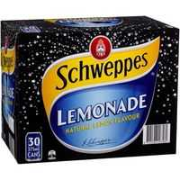 Schweppes Lemonade Can