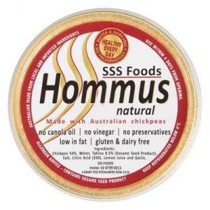 Sss Dips Hommus
