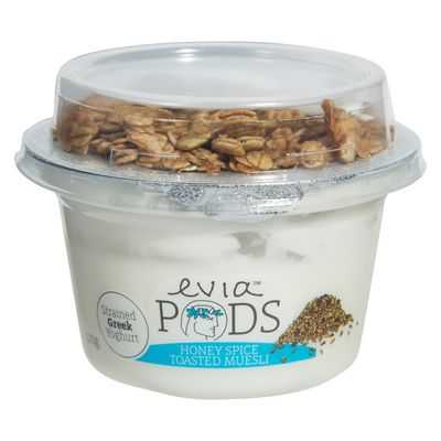 Evia Toasted Muesli Yoghurt Pods