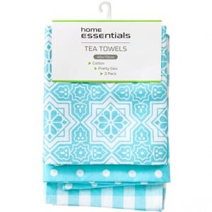 Home Essentials Kitchen Manchester Tea Towel Pretty