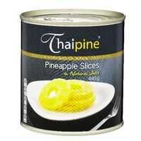Thai Pine Pineapple Slices In Juice