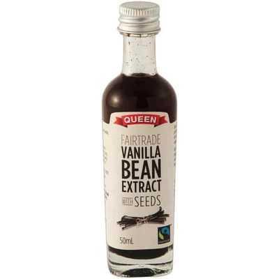 Queen Essences Vanilla Extract With Seeds