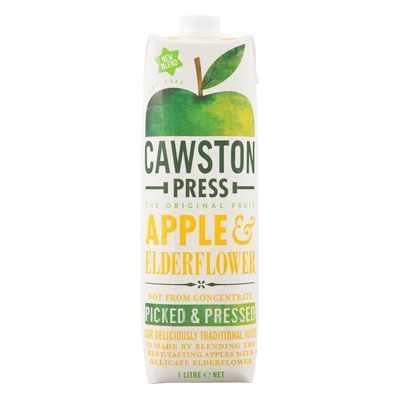 Cawston Press Apple & Elderflower