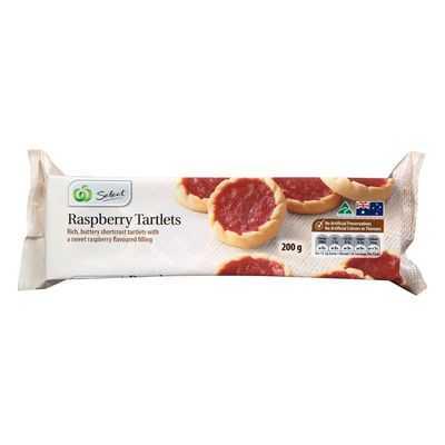 Select Sweet Raspberry Tartlet