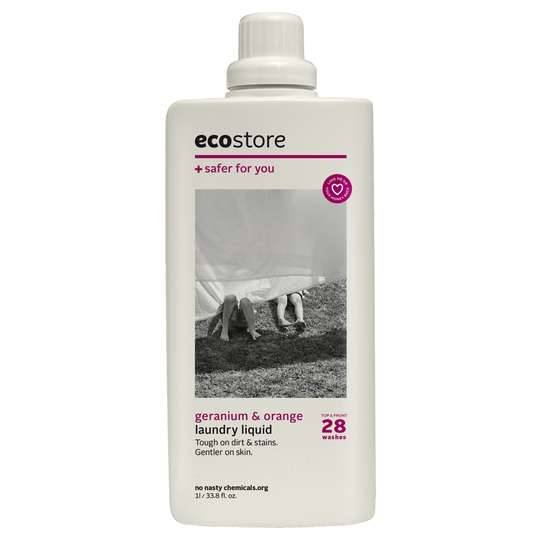 Ecostore Laundry Liquid Geranium & Orange