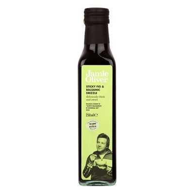 Jamie Oliver Fig & Balsamic Vinegar Drizzle