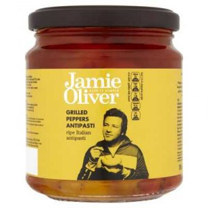 Jamie Oliver Relish Antipasti Grilled Peppers