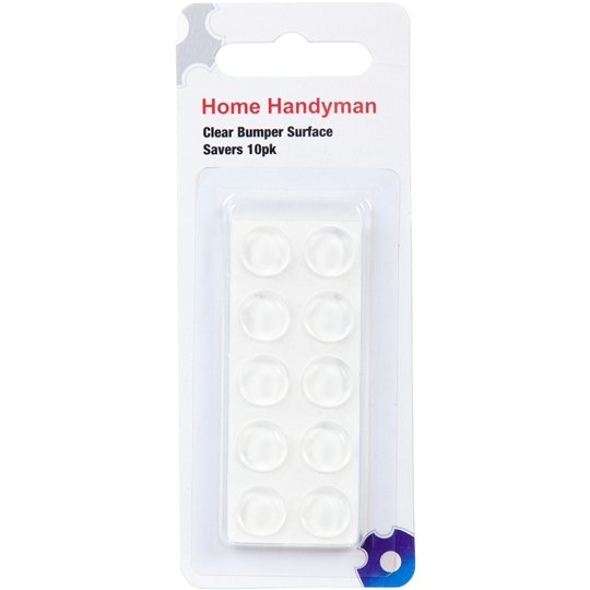 Home Handyman Tools Clear Surface Savers