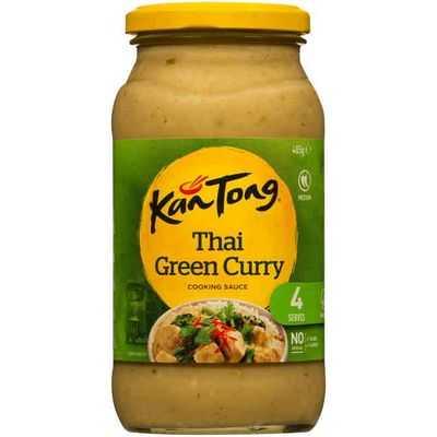 Kan Tong Stir Fry Sauce Thai Green Curry