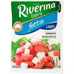 Riverina Reduced Fat Fetta