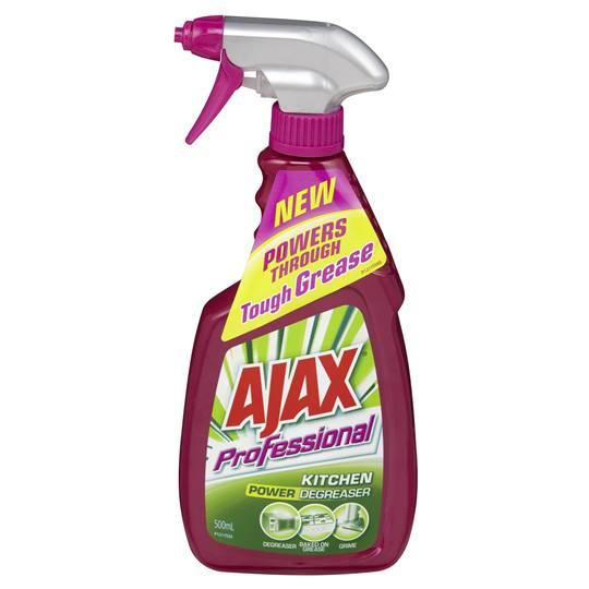 Ajax Kitchen Cleaner Professional Kitchen