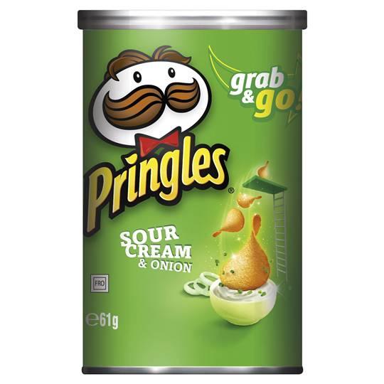 Pringles Single Pack Cream & Onion