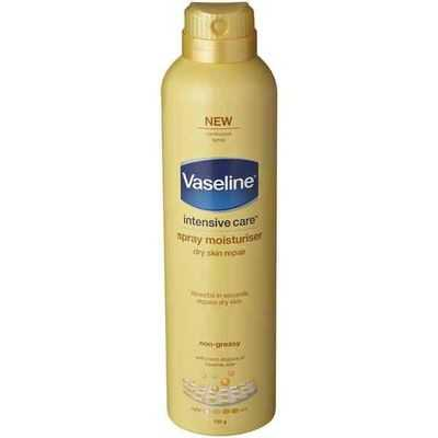 Vaseline Intensive Care Spray Body Lotion Deep Restore