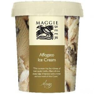 Maggie Beer Ice Cream Affogato