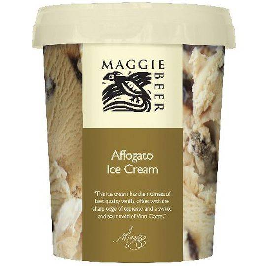 Maggie Beer Ice Cream Affogato