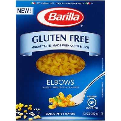 Barilla Elbows Gluten Free