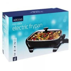 Adesso Appliance Electric Frypan