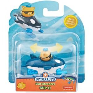 Octonauts Toys Mini Speedor Cups
