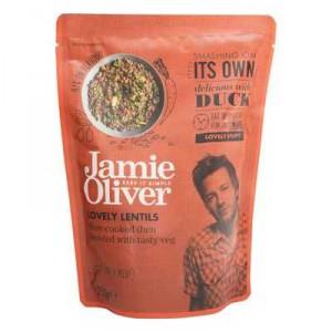 Jamie Oliver Heat & Serve Lentils