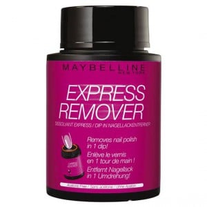 Maybelline Express Care Nail Polish Remover
