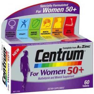 Centrum For Women 50+