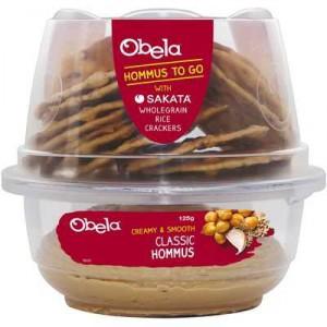 Obela Grab & Go Classic Hommus