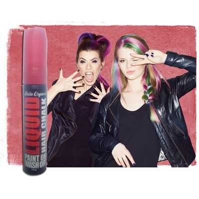 Brite Organix Liquid Hair Chalk Red