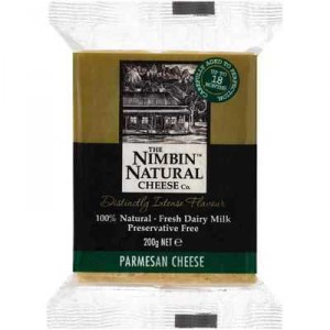 Nimbin Parmesan Cheese
