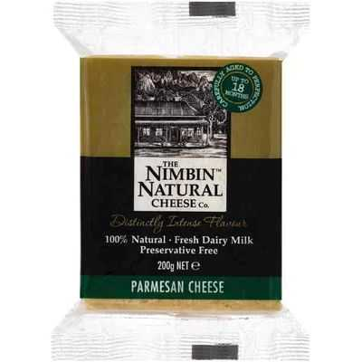 Sara reviewed Nimbin Parmesan Cheese
