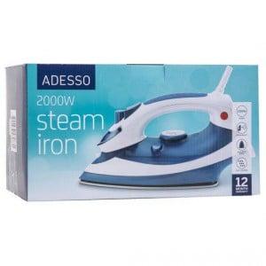 Adesso Appliance Steam Iron