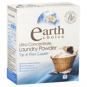 Earth Choice Front Loader Laundry Powder