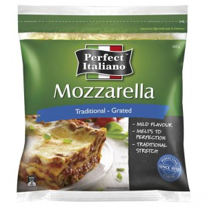 Perfect Italiano Shredded Mozzarella