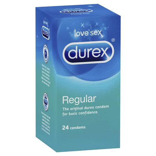 Durex Condoms Regular