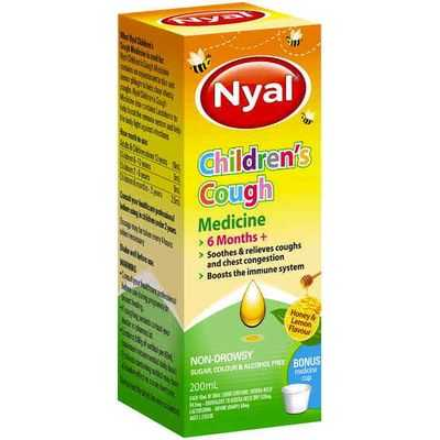 Nyal Childrens Cough
