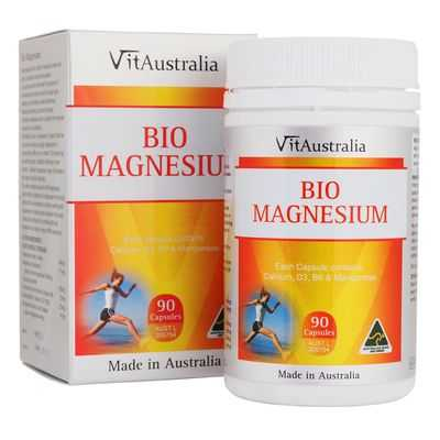 Vitaustralia Bio Magnesium 600mg