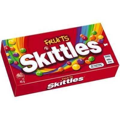 Skittles Fruits Chews