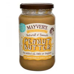 Mayver's Smooth Peanut Butter