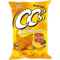 Cc's Corn Chips Nacho Cheese