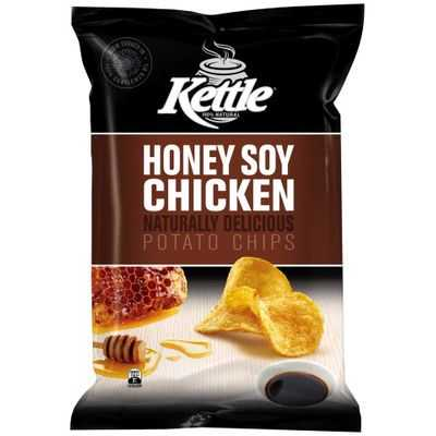 Kettle Share Pack Honey Soy Chicken