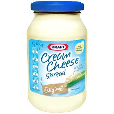Kraft Cream Cheese Spread