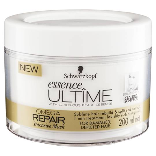 Schwarzkopf Essence Ultime Treatment Omega Repair Intensive Mask