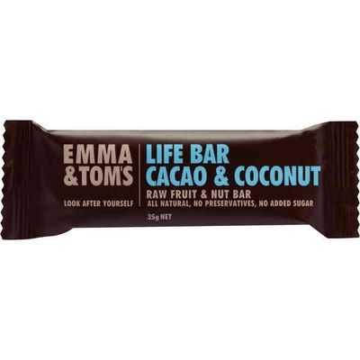 Emma & Toms Life Bar Cacao & Coconut