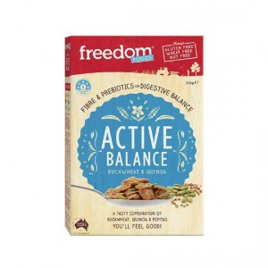 Freedom Foods Cereal Buckweat & Quinoa