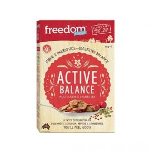 Freedom Foods Cereal Multigrain & Cranberry