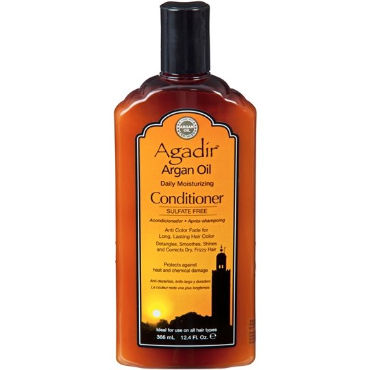 Mum2archer reviewed Agadir Argan Oil Conditioner Moisturising