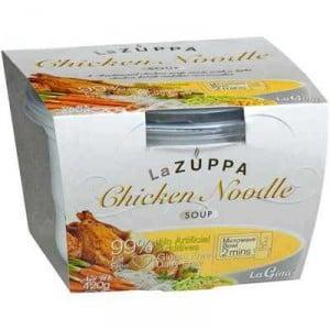 La Zuppa Microwave Soup Chicken Noodle