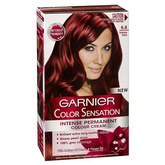 Garnier Colour Sensational 6.60 Intense Ruby