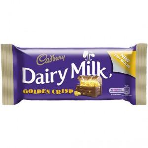 Cadbury Golden Crisp Snack