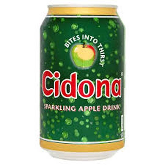 Cidona Can Drink