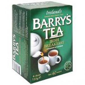 Barrys Irish Breakfast Tea Bags